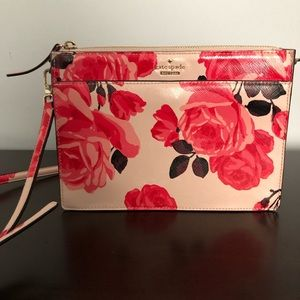 Kate Spade structured cross body